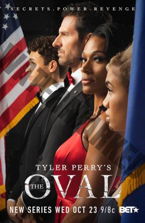 Is Tyler Perry's the oval overhyped?
